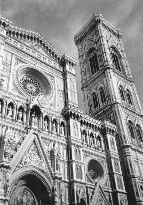 Duomo in Black and White - ID: 54834 © Mary B McGrath